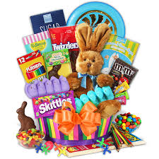 easter basket delivery ultimate easter gift basket by gourmetgiftbaskets