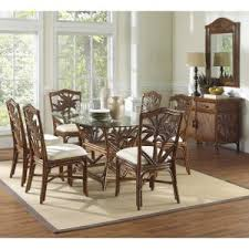 tropical dining room tropical kitchen dining room table sets hayneedle
