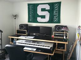 Home Recording Studio Design Tips by Home Recording Studio Desk Stunning Design Extremely Best For