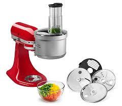 kitchenaid food processor dicing kit ksm2fpa mixer replacement