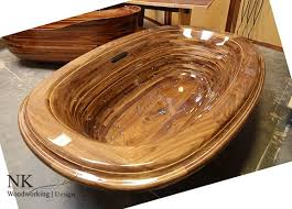 Wood Bathtubs 14 Best Wood Bathtubs Images On Pinterest Wood Bathtub Wood