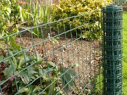 plastic garden fencing roll home outdoor decoration