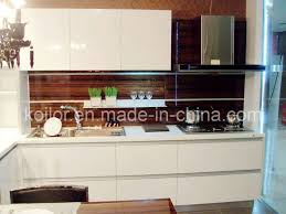 High Gloss Kitchen Cabinets Awesome High Gloss Lacquer Finish Kitchen Cabinets Home Design New
