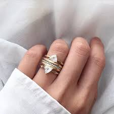best black friday deals engagement rings best 25 triangle ring ideas on pinterest delicate jewelry