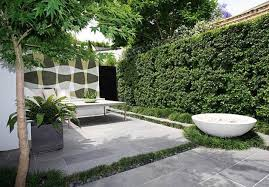 Two Modern Patio Ideas Turning Small Backyard Designs Into - Small backyards design