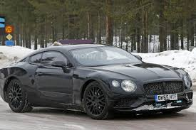 vwvortex com third gen bentley continental gt spied testing