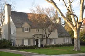 coordinating brick house siding and roof colors manor houses