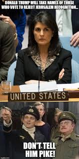 Pike Meme - meanwhile in the un imgflip