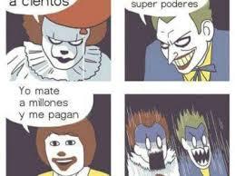 los mejores memes de it en español memes cinéfilos
