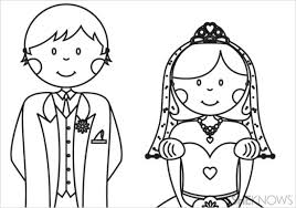 printable coloring pages wedding activities to keep kids entertained