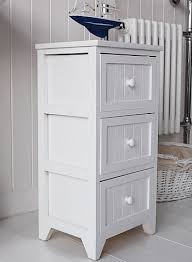 free standing bathroom storage ideas maine slim freestanding bathroom cabinet with 3 drawers for