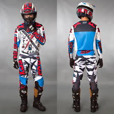 fox motocross gear combos fox motocross u0026 enduro mx combo fox 180 vicious blue maciag