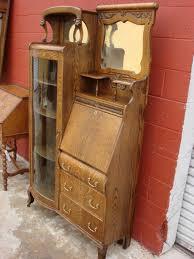 Book Case Desk 110 Best Victorian Side By Side Secretary Desks Images On