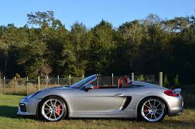 porsche boxster dealers porsche boxster spyders are out cars for sale blograre