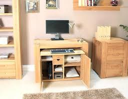 computer desk hideaway computer desk cabinet office furniture