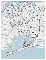 New York Boroughs Map fdny statistics