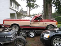 Ford F150 Truck Colors - 1987 ford f150 parts truck