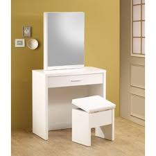 White Vanity Set For Bedroom White Vanity Tables You U0027ll Love Wayfair