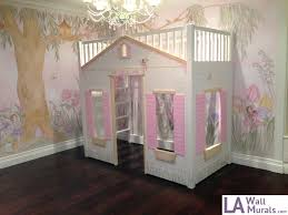 custom wall art mural examples la wall murals girls room custom wall art
