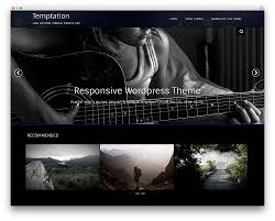 30 free responsive photography wordpress themes 2017 colorlib