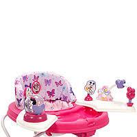 disney baby minnie mouse premier music u0026 lights walker toys