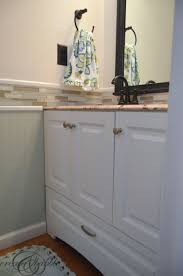 Powder Room Ideas Pictures Powder Room Accessories By Moen Create And Babble