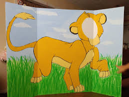 king of backdrops lion king jungle safari photo booth prop for a birthday or any