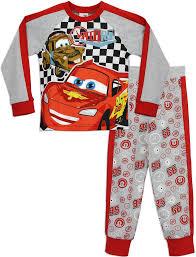 disney cars pyjamas mcqueen mator character
