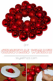 diy christmas wreaths from scratch stylefrizz