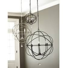 Small Inexpensive Chandeliers Elegant Small Orb Chandelier Easy And Inexpensive Diy Orb