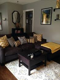 yellow living room furniture brown living room furniture triumphcsuite co