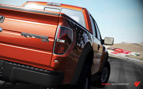 Ford Raptor Truck Trend - ford f 150 svt raptor now downloadable on forza 4 truck trend news