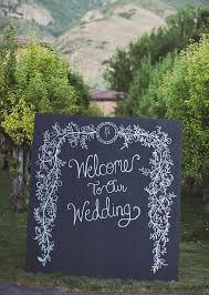 wedding backdrop sign 66 best chalkboard wedding images on chalkboard