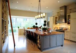 blue kitchen island 10 charming and cool wood kitchen island ideas rilane