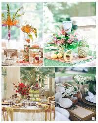 centre table mariage délicieux idee deco table mariage 9 decoration mariage exotique