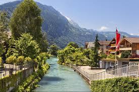 Swiss Alps Map Switzerland Interlaken Grindelwald Google Search Svizzera