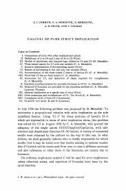 Construction Superintendent Resume Sample Calculi Of Pure Strict Implication Springer