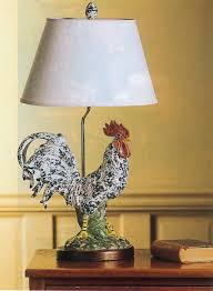 rooster lamp for the home pinterest lights decorating and