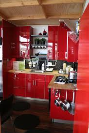 Red Ikea Kitchen - ikea explodes all over ready made magazine u0027s signature modular