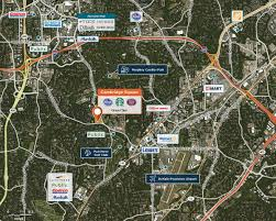 Atlanta Ga Airport Map by Cambridge Square Atlanta Ga 30319 U2013 Retail Space Regency Centers