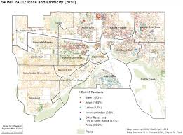 Map Of St Paul Mn Seeing St Paul U0027s Diversity U2013 Thank You Cura E Democracy Org