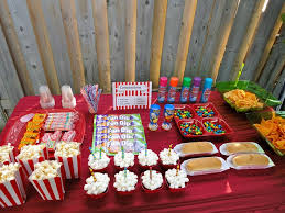 Backyard Birthday Party Ideas 19 Best Drive In Party Theme Images On Pinterest Birthday Party