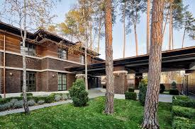 modern prairie house plans contemporary prairie house by yunakov architecture in kiev ukraine