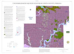 Map Of Pennsylvania Colleges by Dnr Aquifer Systems Maps 74 A And 74 B Unconsolidated And