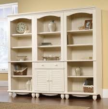 Contemporary White Bookcase by Antique White Bookcase With Doors Inspirational Home Decor Loversiq