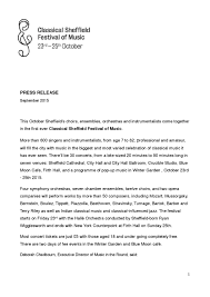 classical weekend press release by music in the round issuu