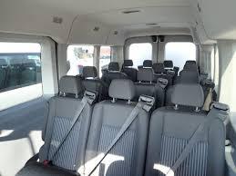 new 2017 ford transit wagon xlt baxter ford