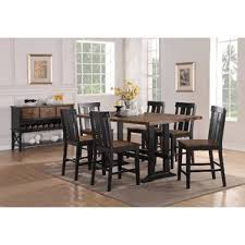 Espresso Kitchen Table by 7 Piece Espresso Kitchen U0026 Dining Room Sets You U0027ll Love Wayfair