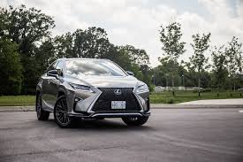 silver lexus review 2017 lexus rx 350 f sport canadian auto review