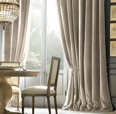 vintage bedroom curtains soft gray velvet drapes the enchanted home the velveteen habit